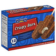 Hill Country Fare Crispy Ice Cream Bars