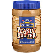 Hill Country Fare Crunchy Peanut Butter