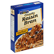 Hill Country Fare Crunchy Raisin Bran Cereal
