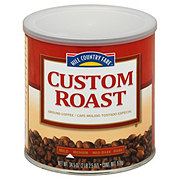 Hill Country Fare Custom Roast Mild-Medium Roast Ground Coffee