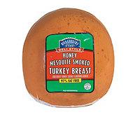 Hill Country Fare Deli Style Honey Mesquite Smoked Turkey Breast
