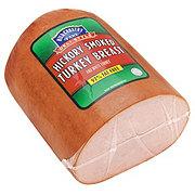 Hill Country Fare Deli Style Smoked White Turkey Breast