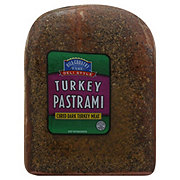 Hill Country Fare Deli Style Turkey Pastrami