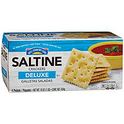 Hill Country Fare Deluxe Saltine Crackers