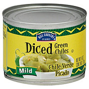 Hill Country Fare Diced Mild Green Chiles