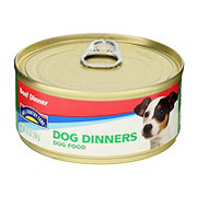 Hill Country Fare Dog Dinners Beef Dinner Wet Dog Food