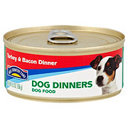 Hill Country Fare Dog Dinners Turkey & Bacon Dinner Wet Dog Food