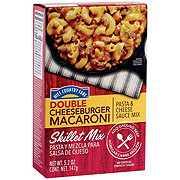 Hill Country Fare Double Cheeseburger Macaroni Skillet Mix