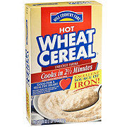 Hill Country Fare Enriched Farina Hot Wheat Cereal