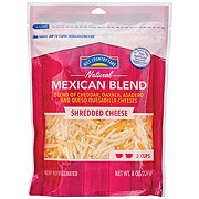 Hill Country Fare Finely Shredded Mexican Blend