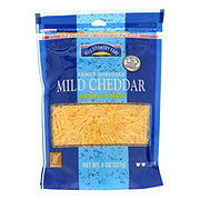 Hill Country Fare Finely Shredded Mild Cheddar