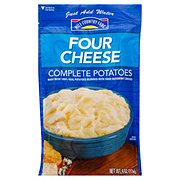 Hill Country Fare Four Cheese Complete Potatoes