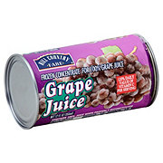 Hill Country Fare Frozen 100% Grape Juice
