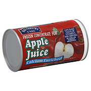 Hill Country Fare Frozen Apple Juice Calcium Enriched
