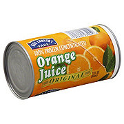 Hill Country Fare Frozen Original 100% Orange Juice