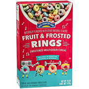 Hill Country Fare Fruit & Frosted Rings Cereal