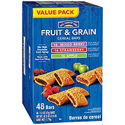 Hill Country Fare Fruit & Grain Cereal Bars Value Pack