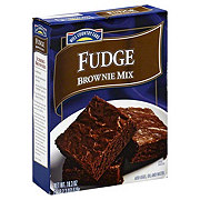 Hill Country Fare Fudge Brownie Mix