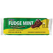Hill Country Fare Fudge Mint Cookies