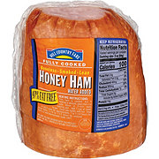 Hill Country Fare Fully Cooked Boneless Sliced Smoked Lean Honey Ham