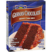 Hill Country Fare German Chocolate Moist Cake Mix