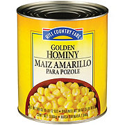 Hill Country Fare Golden Hominy