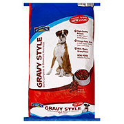 Hill Country Fare Gravy Style Dry Dog Food