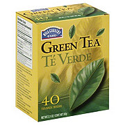Hill Country Fare Green Tea Bags