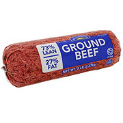 Hill Country Fare Ground Beef 73% Lean
