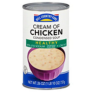 Hill Country Fare Healthy Condensed Cream of Chicken Soup
