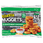 Hill Country Fare Heat & Eat Chicken Nuggets