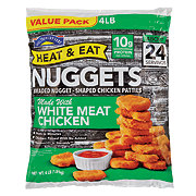 Hill Country Fare Heat & Eat Nuggets Value Pack