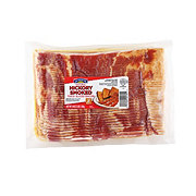 Hill Country Fare Hickory Smoked Slab Sliced Bacon