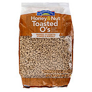 Hill Country Fare Honey and Nut Toasted Oats Cereal