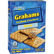 Hill Country Fare Honey Graham Crackers