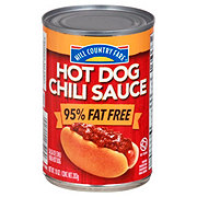 Hill Country Fare Hot Dog Chili Sauce