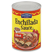 Hill Country Fare Hot Enchilada Sauce