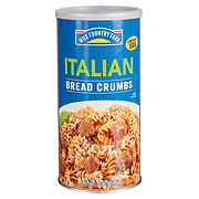 Hill Country Fare Italian Bread Crumbs