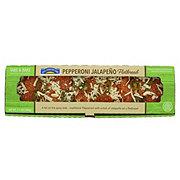 Hill Country Fare Jalapeno Pepperoni Flatbread