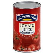 Hill Country Fare Juice, Tomato