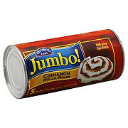 Hill Country Fare Jumbo! Cinnamon Rolls With Icing