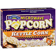 Hill Country Fare Kettle Corn Microwave Popcorn