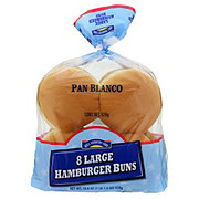 Hill Country Fare Large Hamburger Buns
