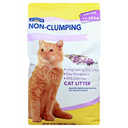 Hill Country Fare Lavender Scented Non-Clumping Cat Litter