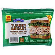 Hill Country Fare Lean Value Pack White Turkey Zip Pack