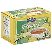 Hill Country Fare Lemon Herbal Tea Bags
