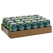 Hill Country Fare Lemon Lime Soda 24 PK Cans Case