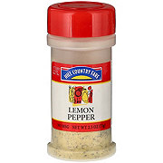 Hill Country Fare Lemon Pepper