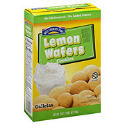 Hill Country Fare Lemon Wafers Cookies
