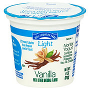 Hill Country Fare Light Vanilla Yogurt